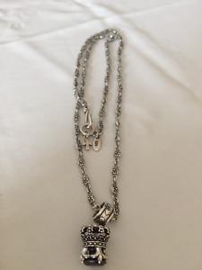 Justin Davis jewels