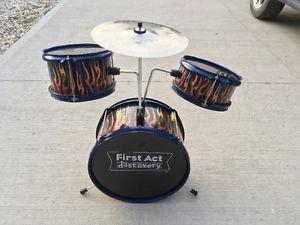 Kids Drum Set for sale