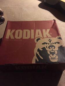 Kodiak steel toe boots