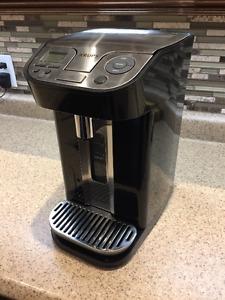 Krups 12 cup basket coffee maker