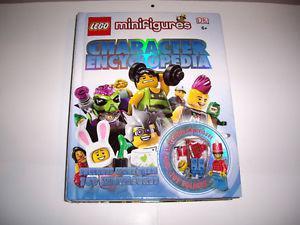 LEGO BOOKS- HARRY POTTER, ENCYCLOPEDIA