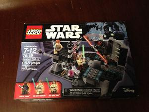 Lego Star Wars Duel on Naboo  new sealed