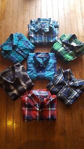 Men's brand name clothing Xs