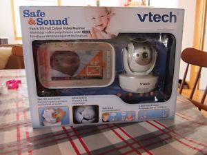 Moniteur vidéo couleur Safe & Sound de vTech