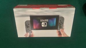 Nintendo switch w/ pro controller and zelda botw