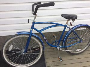 Norco Single Speed Cruiser Bike, (26 Inch tires)