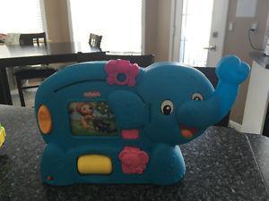 Playskool elephant learning toy