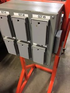 Power Distribution Panel - 125A