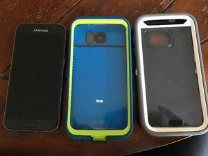 Samsung S7, unlocked and in mint condition