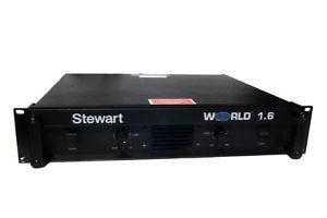 Stewart Audio World 1.6 Power Amp