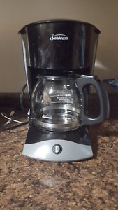 Sunbeam 12 cup coffee maker