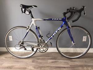 Trek Madone Carbon Fibre Road Bike (58cm)