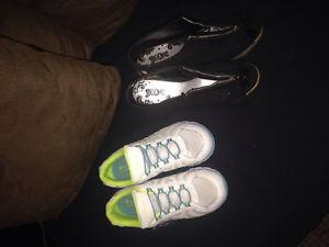 Two pairs of shoes for sale