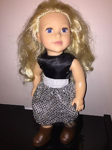Wanted: 18 inch doll