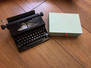 Wanted: 18 inch doll typewriter.
