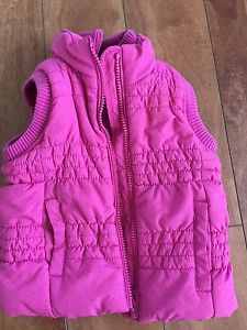 Wanted: Baby winter vest size 18 months