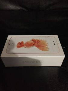 Wanted: Brand new 32GB Rose Gold iPhone 6s with Telus.