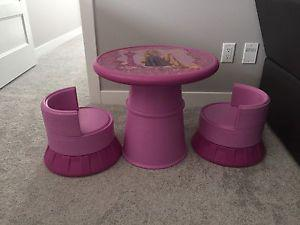 Wanted: Table and chairs
