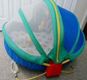 Wanted: Wanted fisher price activity dome baby tent