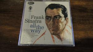 frank sinatra vintage reel to reel tape in good condition
