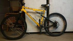 jamis full suspension bike