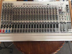 24 Channel Peavey mixer