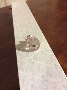 $30 - Lee Valley Pink Crystal dresser knobs