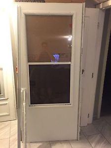 36 Inch Storm Door Brand New