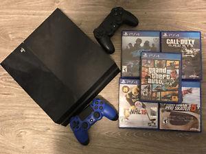 500 GB PS4