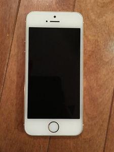 Apple iPhone 5S 32GB locked to Telus