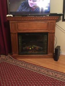 Beautiful Fireplace For Sale or Trade/Partial Trade