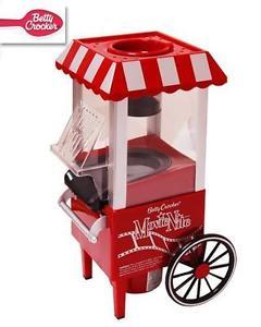 Brand new in box never used Betty Crocker popcorn maker