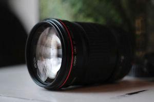 Canon 135mm f2 L - PRICE DROP