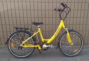 Comfort 203 TaoTao Low Step E Bike