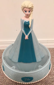 Disney Frozen Light & Sound Coin Bank