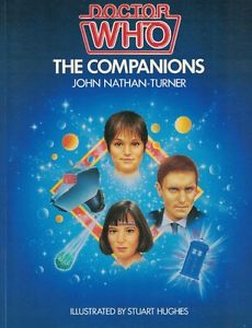 Doctor Who Companions Book
