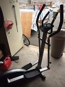 Elliptical for sale or trade for a TV