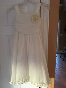 Flower girl/Bridesmaid Dress