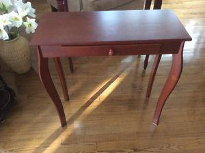 Hall table in good condition