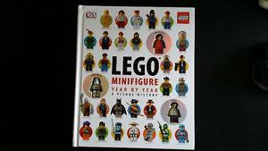 Lego Minifigure Year by Year History Book