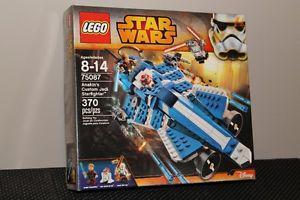 Lego Star Wars  Anakin's Custom Jedi Starfighter New in