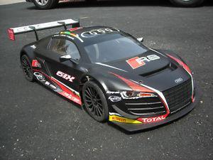 Losi Audi R8 6IX \\\ ROLLER///
