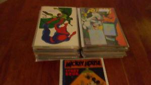 MICKEY MOUSE STORYBOOK#1,small lot of collectibles,$95