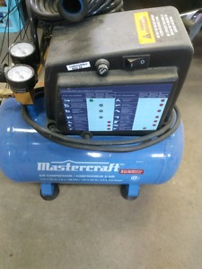 Mastercraft 3 Gallon Air Compressor $60 obo