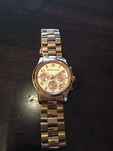 Michael Kors Rose Gold Watch (limited edition)