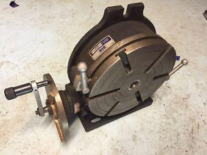 """Milling Machine 10"""" Rotary Dividing Table"""