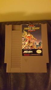 Nintendo Double Dragon 2 Cartridge.