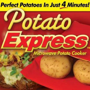 Potato Express - Microwave Potato Cooker $5.00