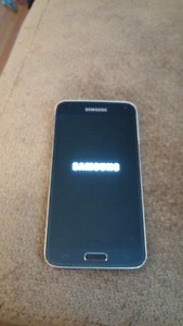 Samsung Galaxy S5. With Brand New Battery