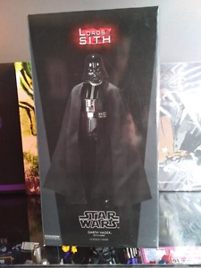 Sideshow Star Wars Darth Vader new and sealed Mint 12 inch